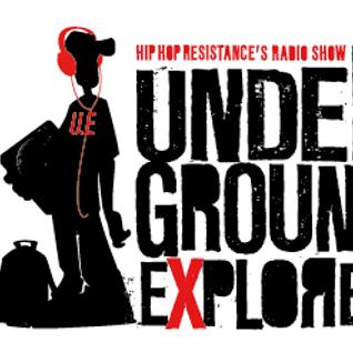 21/10/2012 Underground Explorer Radioshow Part 2 Every sunday to 10pm/midnight With Dj Fab