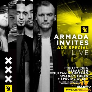 Swanky Tunes - Live @ Armada Invites ADE Special (ADE, Netherlands) - 20.10.2016