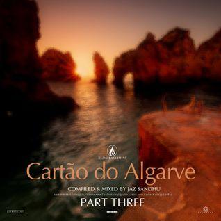 CARTÃO POSTAL DA ALGARVE THREE
