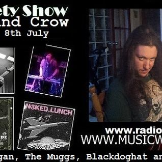 Radio Variety Show with Dog and Grow. Jesus Hooligan album, feature, The Muggs, Blackdoghat and more