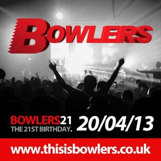 Zac Greenwood - Bowlers 21st Birthday - 20th April 2013
