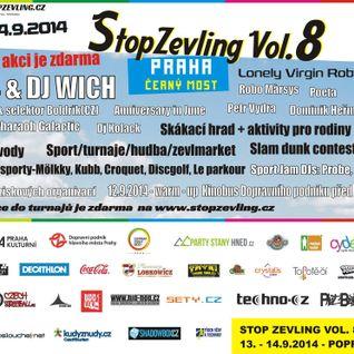 ADZi - Stop Zevling 8 Promo mix House 2014
