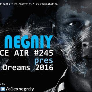 Alex NEGNIY - Trance Air #245 pres. Summer Dreams 2016