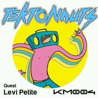 "Podcast Levi Petite Septiembre radio show ""Keep Movin¨Tektonauts"
