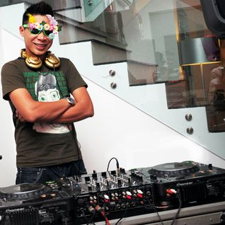 Dj Kaiser T - DISCOLOGY - XXL Live Recording on TERRACE/BLANCHY TASH - June2012 - HCMC/VN