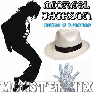 Michael Jackson - Monstermix (Mixed @ DJvADER)