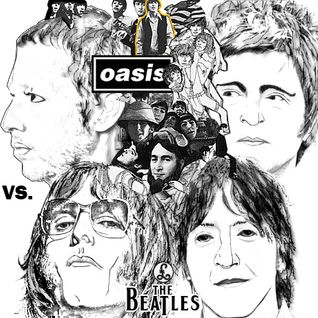 Oasis v The Beatles (An Idledreamer Production)
