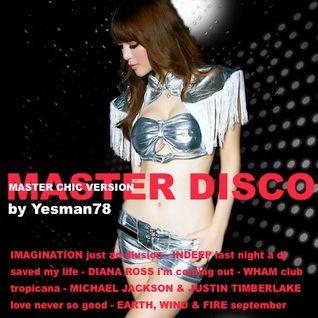 MASTER DISCO (Imagination,  Indeep, Diana Ross, Wham, Michael Jackson, Justin Timberlake, EWF)
