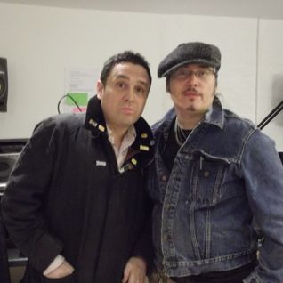 04/05/12: A Child Of The Jago with Adam Ant
