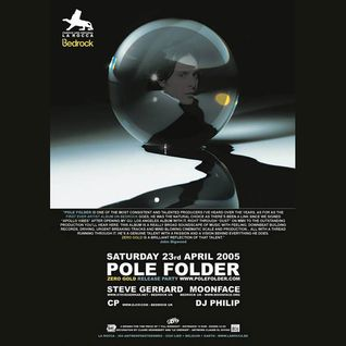 Pole Folder - Live at La Rocca, Lier, Belgium (23-04-2005)