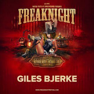 Freaknight 2015 Opening Set (Tacoma Dome, WA)