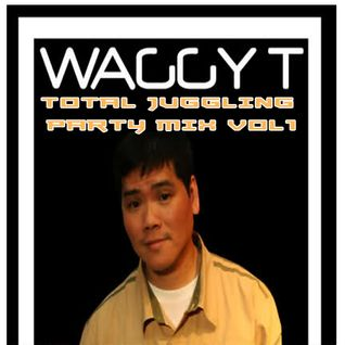 King Waggy Tee Total Juggling Party Mix Vol. 1
