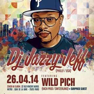 Wild Pich @ So Miles Party, Djoon, Saturday April 26th, 2014