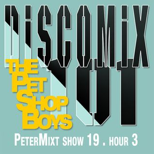 Disconet.FM DISCOMiX101 - Pet Shop Boys April 2014