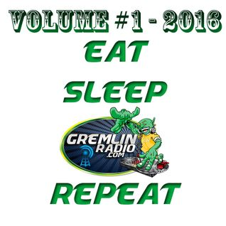 GremlinRadio - 2016 - Vol #1 (Breaks & Bass)