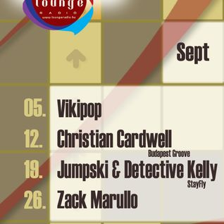 Jumpski & Detective Kelly @ Audio Control Radio Show