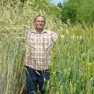 Deano Martin on Growing Annual Grains