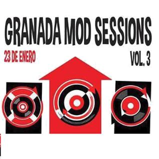 Granada Mod Sessions Vol.3 - Promo