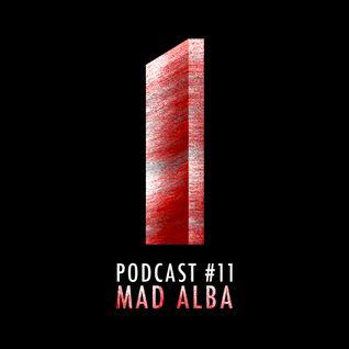 Monolith Podcast #11 Mad Alba