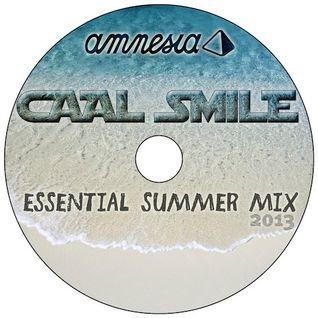 Caal Smile @ Amnesia Ibiza Essential Summer Mix 2013