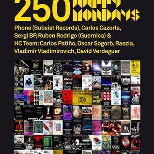 Phone@ Miniclub    250 Happy Mondays 250 (29.3.15)