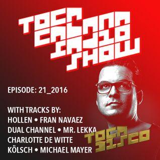 TOCACABANA RADIO SHOW 21_2016