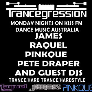 James on trancegression 13/1/14