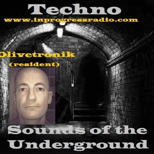 OLIVETRONIK on INPROGRESSRADIO wednesday,october19
