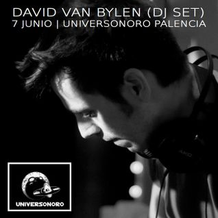 Mixtape Universonoro Palencia (Dj Mix by David Van Bylen)