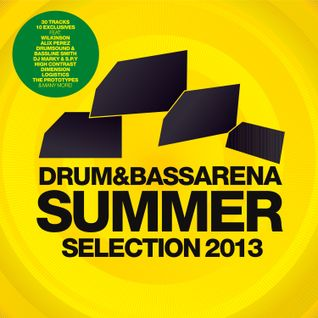 Drum&BassArena Summer Selection 2013 (Album Megamix)