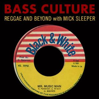 Bass Culture - February 1, 2016 - Black and White