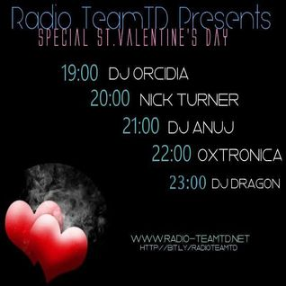 Nick Turner - Guest Mix / Radio Team TD Valentine Special