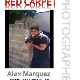 Red Carpet with Photographer Alex Marquez