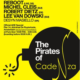 Robert Dietz Live @ ADE Interlab,The Pirates of Cadenza (20.10.11)