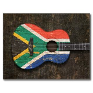 Sounds from South African guitars