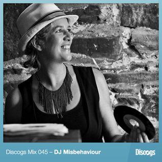 Discogs Mix 45- Dj Misbehaviour
