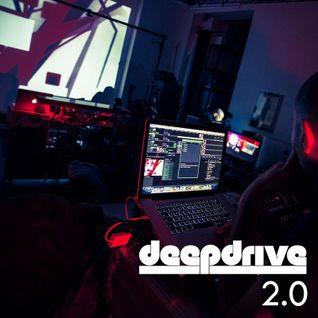 Deepdrive EP. 2.0- Dario Maffia Live Dj Show