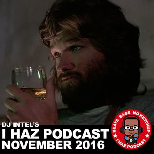 I Haz Podcast November 2016