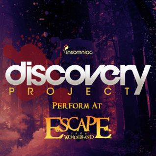 Discovery Project: Escape from Wonderland 2013 [Art II]