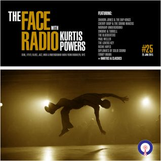 The Face #25 (25 January 2015)