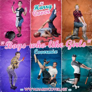 Dj Harry Cover - Covermix - Special BOYS (who like girls)