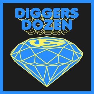 Andrew Westbury (Eldica Records) - Diggers Dozen Live Sessions (November 2016 London)