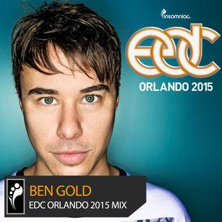 Ben Gold — EDC Orlando 2015 Mix