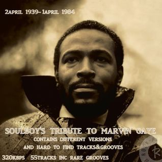 marvin gaye the tribute
