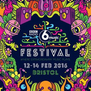 The Allergies Live @ The BBC 6 Music Festival
