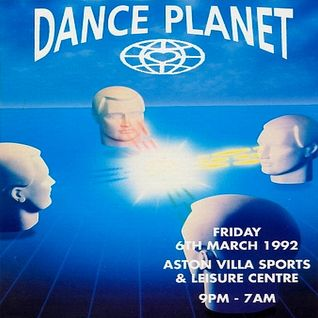 DJ Ratty - Dance Planet 6th March 1992