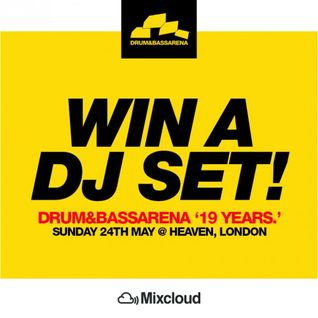 Drum & Bass Arena 19 Years DJ Comp - DJAY
