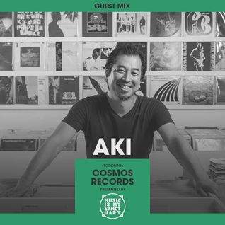 MIMS Guest Mix: AKI (Cosmos Records, Toronto)
