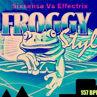 Sixsense - Froggy Style (2015)