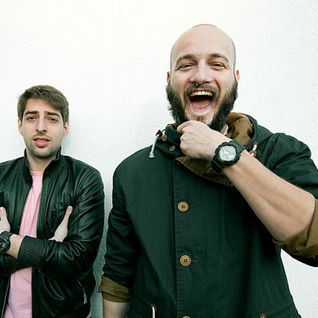 Kiss FM presents Crookers Aired on 29th of May 2012